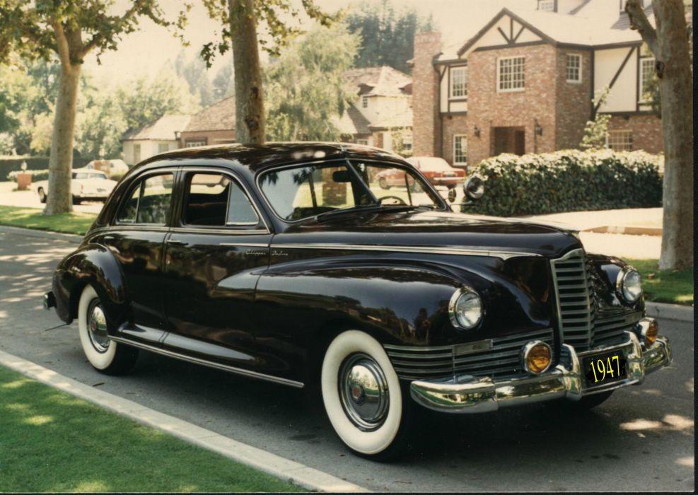 Packard Clipper 1947_JPG wallpaper