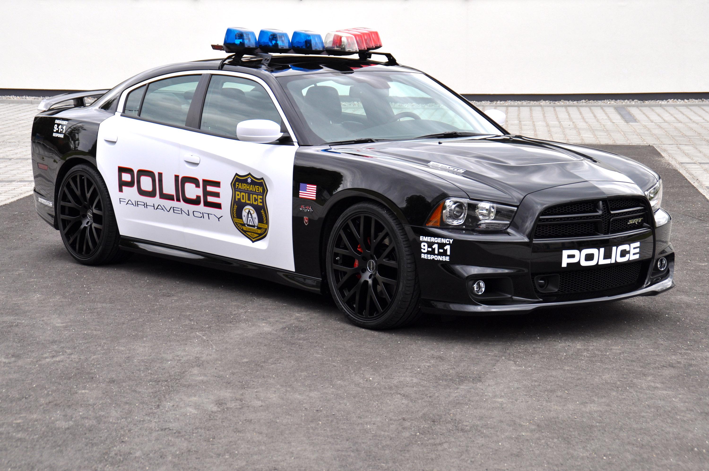 Dodge Charger Srt8 Police Wallpaper 3000x1992 221777