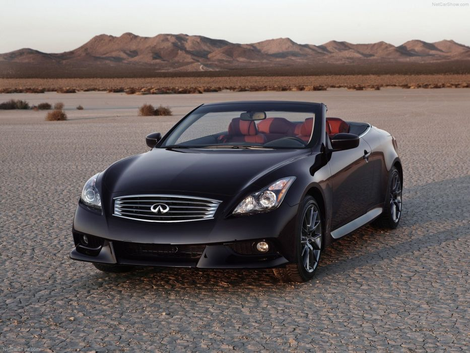 Infiniti IPL G Convertible 2013 wallpaper