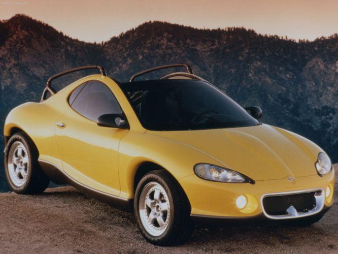 Hyundai HCD 3 Concept 1995 wallpaper