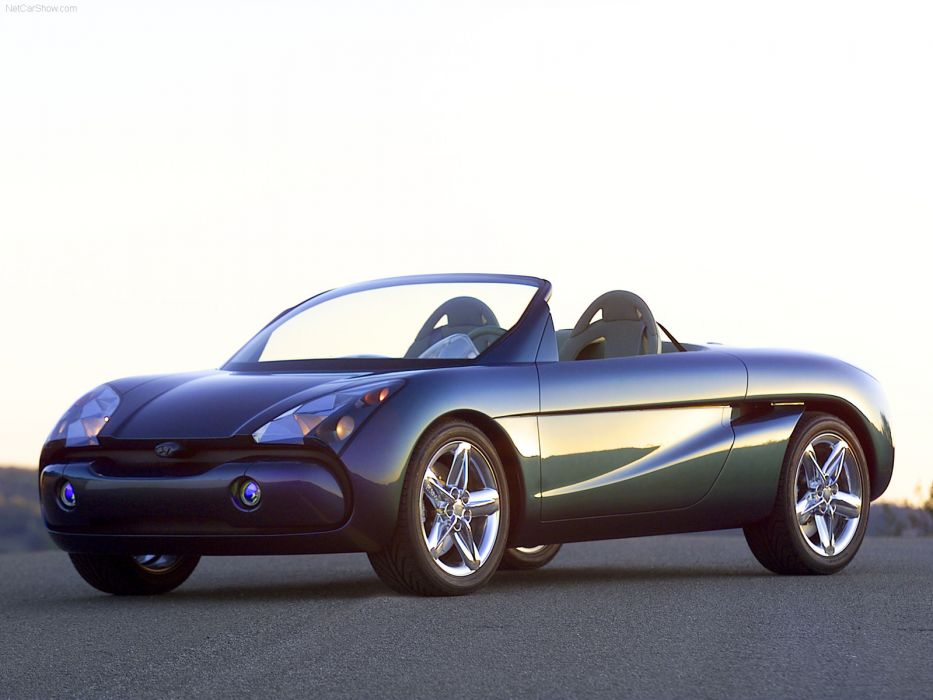 Hyundai HCD 6 Concept 2001 wallpaper