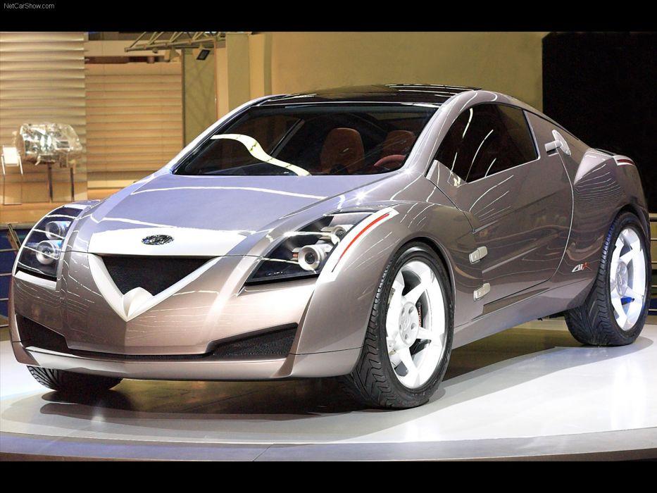 Hyundai Clix Concept 2001 wallpaper