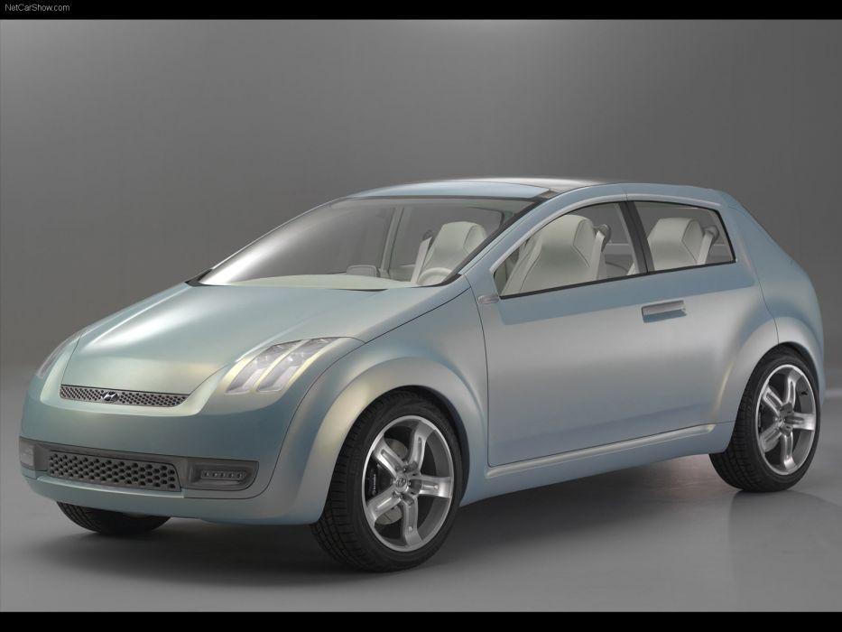Hyundai E-Cubed Concept 2004 wallpaper