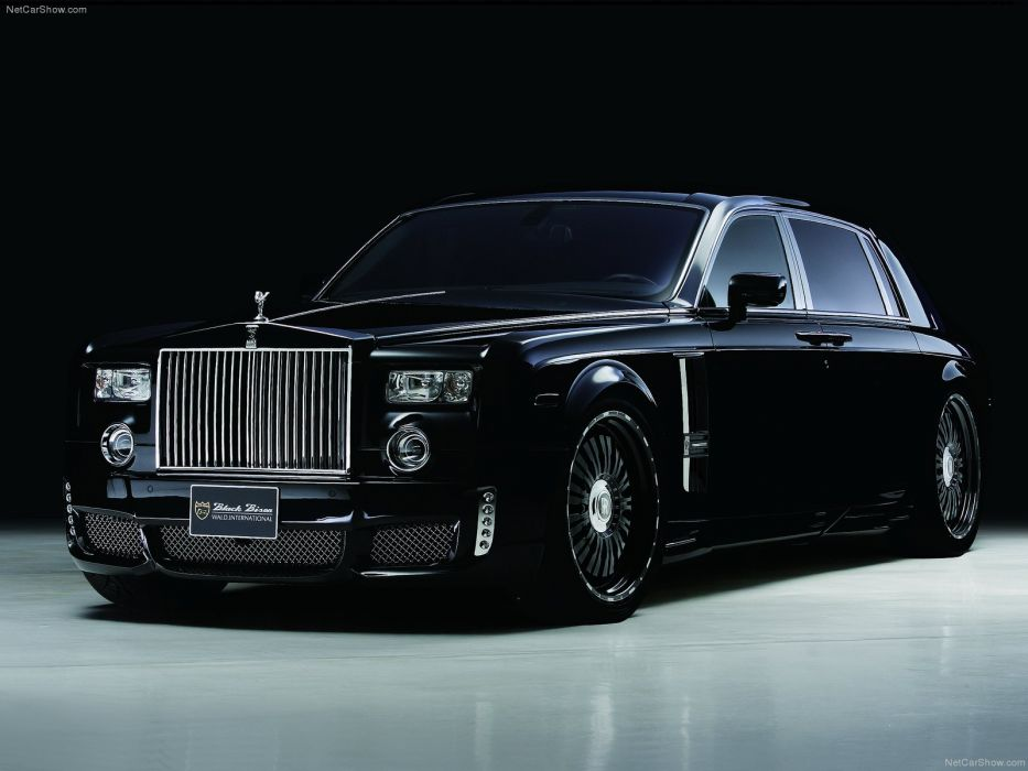 Rolls Royce Ghost Black Bison 2003 wallpaper