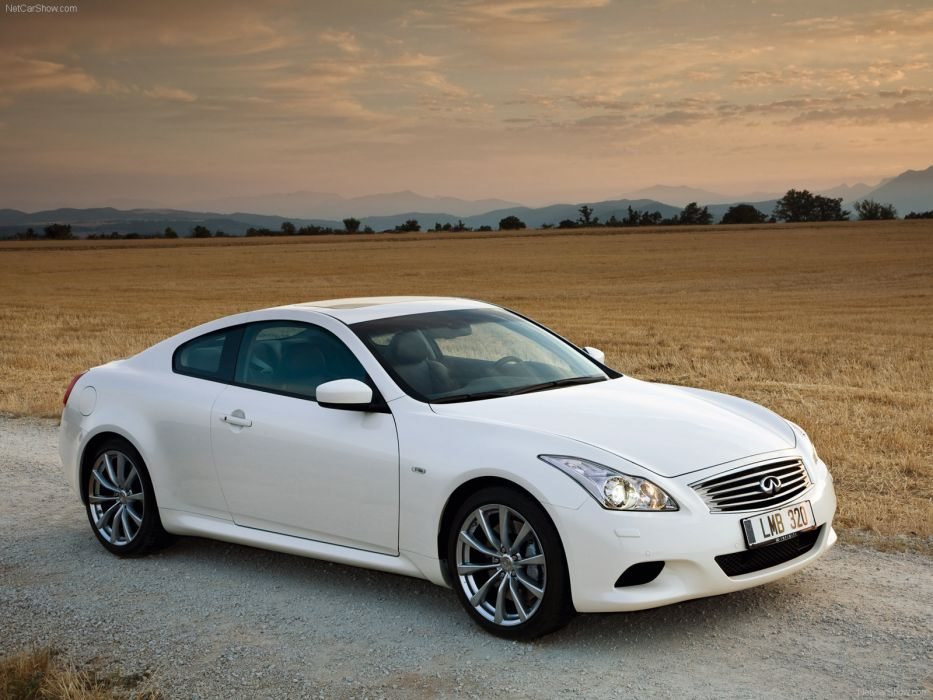 Infiniti G37 Coupe 2009 wallpaper