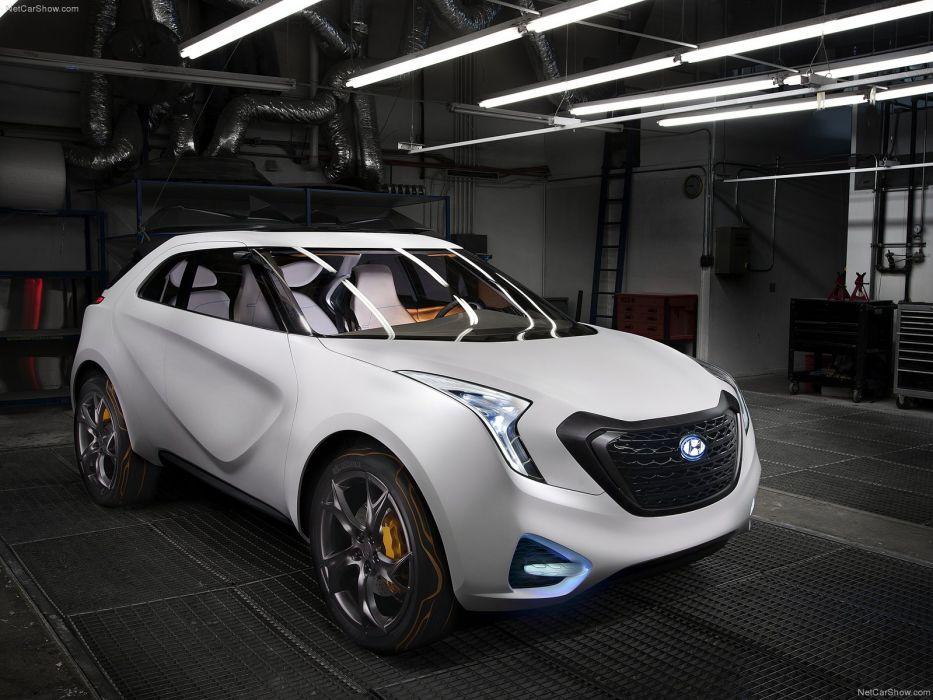 Hyundai Curb Concept 2011 wallpaper