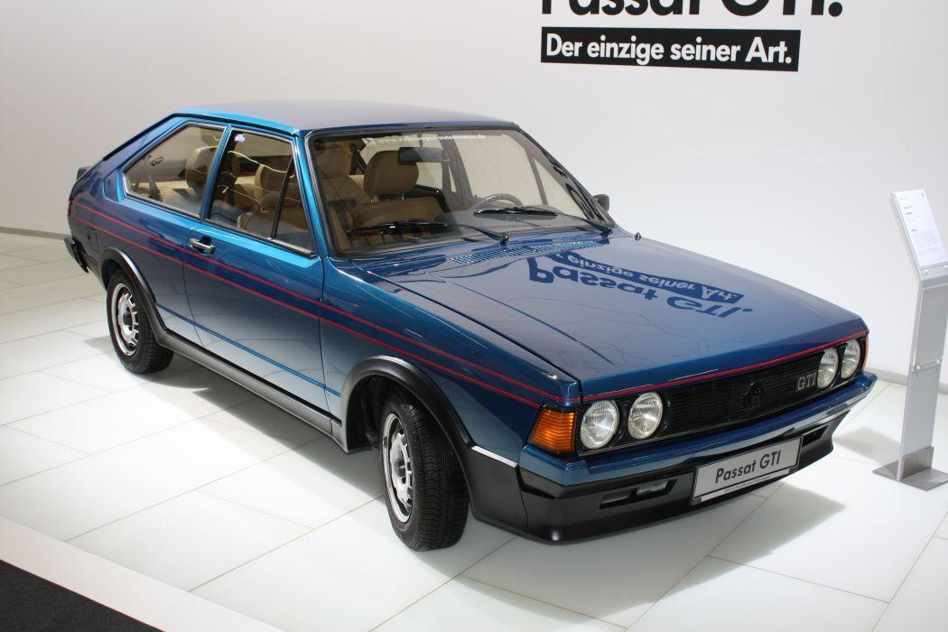 Volkswagen Passat GTI 1976_JPG wallpaper