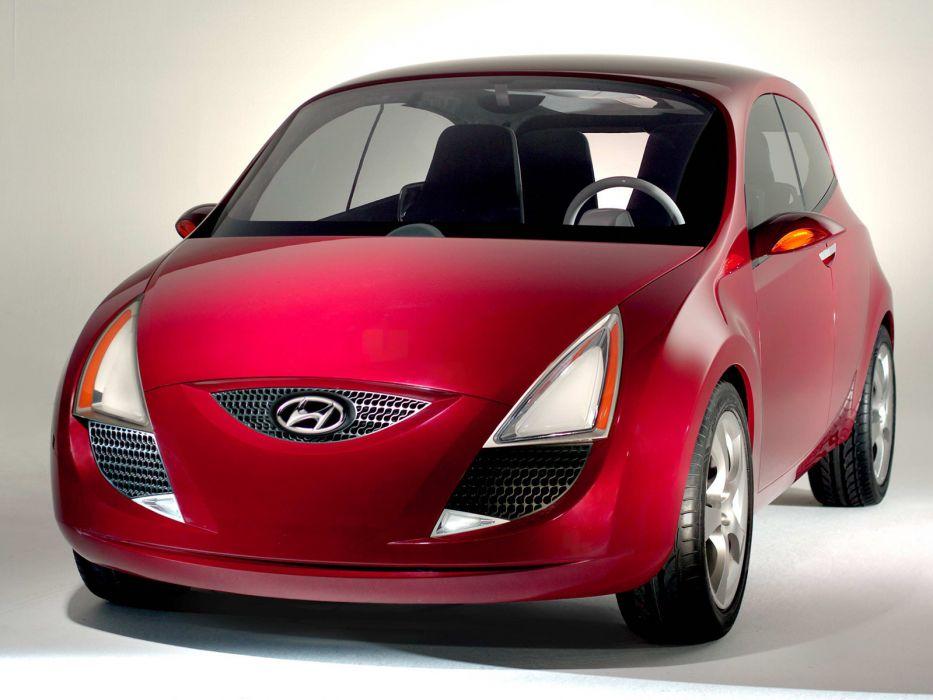 Hyundai Hed 1 Concept 2005 Wallpaper 1600x1200 221828 Wallpaperup