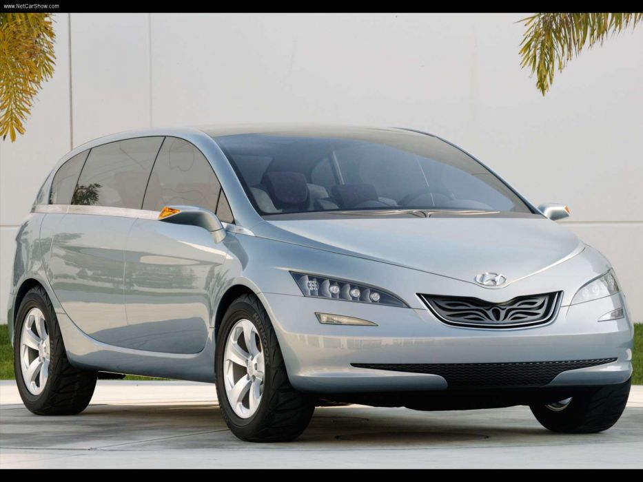Hyundai Portico Concept 2005 wallpaper