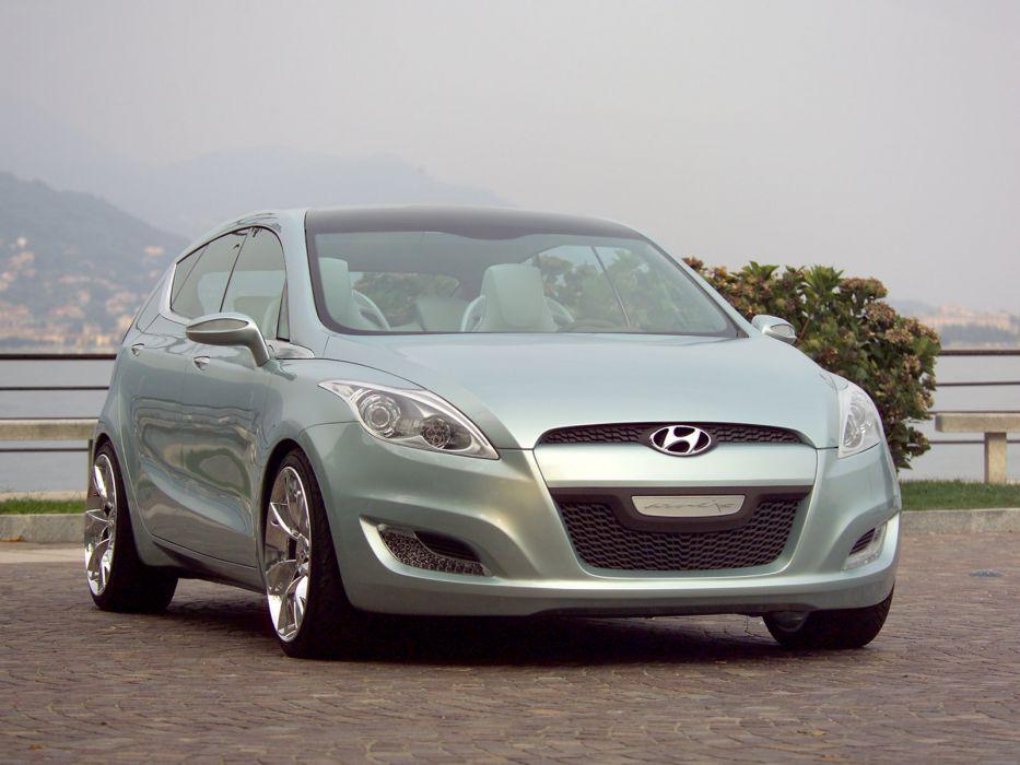 Hyundai Arnejs Concept 2006 wallpaper