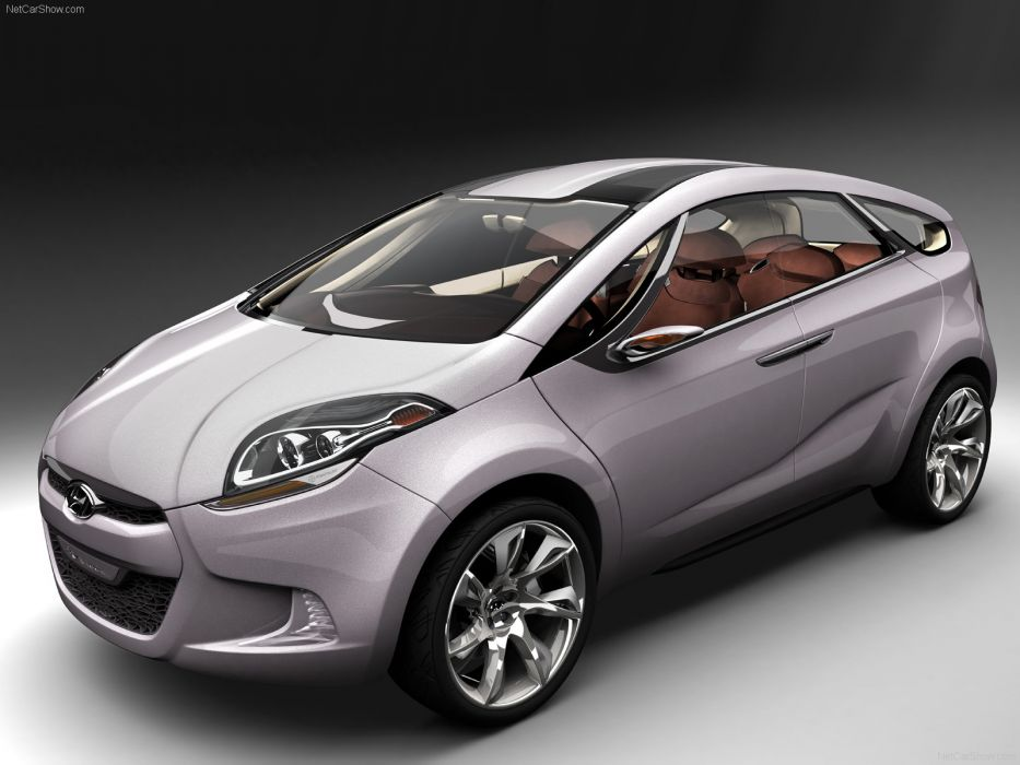 Hyundai HED-5 i-Mode Concept 2008 wallpaper