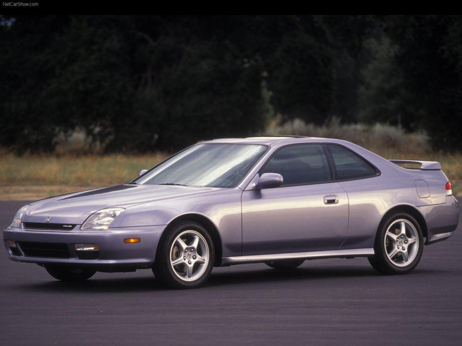 Honda Prelude Type SH 1997 wallpaper
