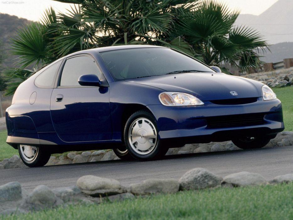 Honda Insight 2000 wallpaper