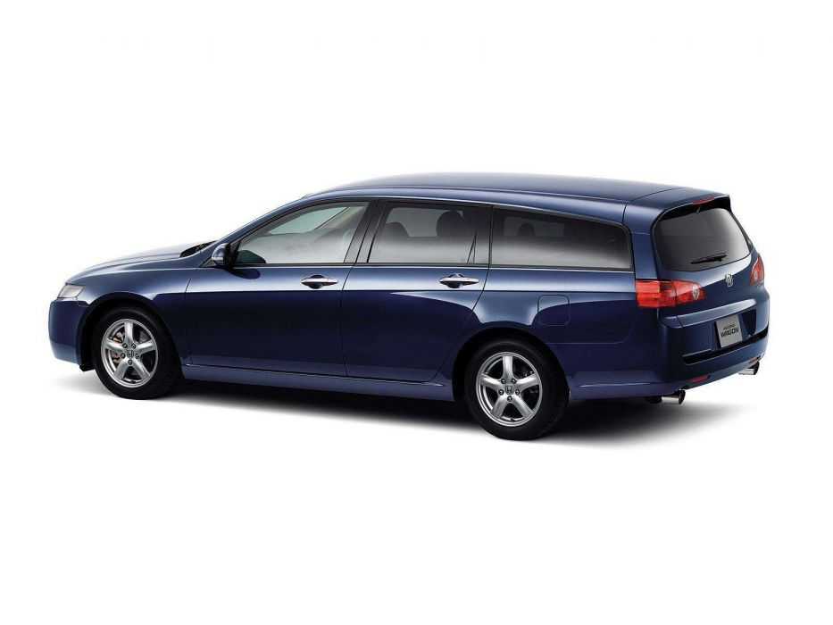 Honda Accord Wagon 2_4T Exclusive Package European Version 2003 wallpaper