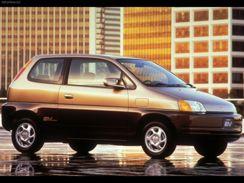Honda EV Plus 1997 wallpaper