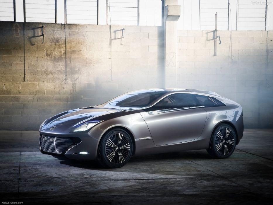 Hyundai i-ioniq Concept 2012 wallpaper