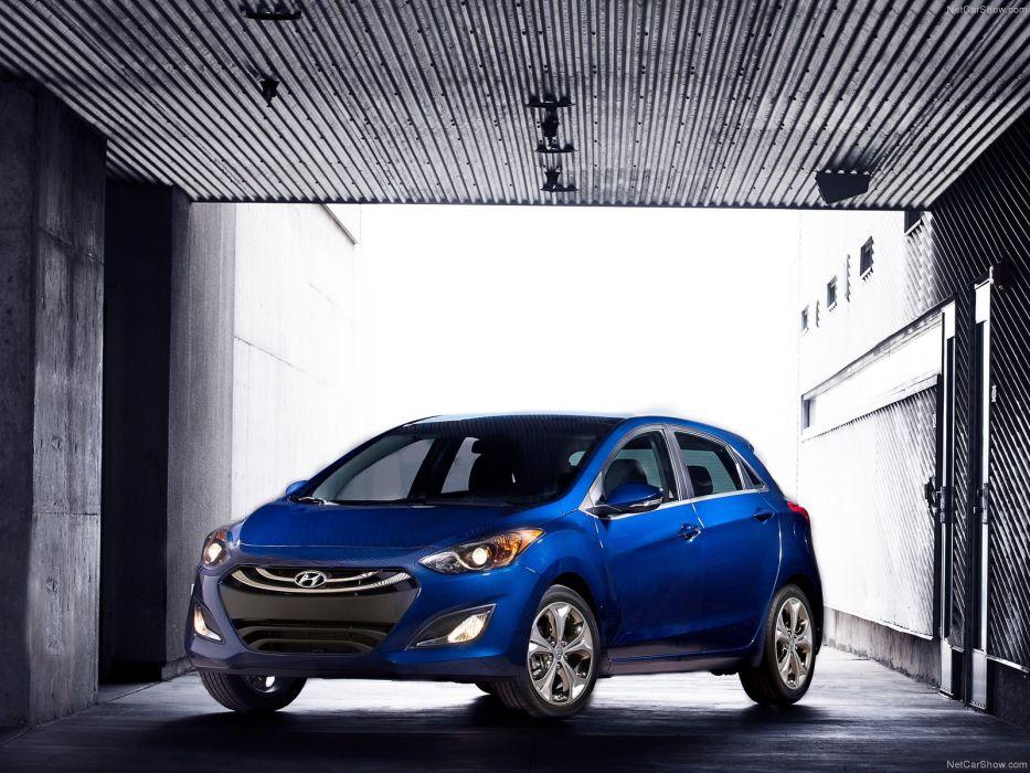 Hyundai Elantra GT 2013 wallpaper