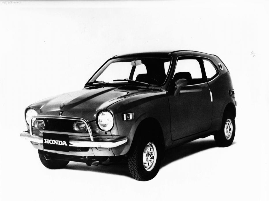 Honda AZ600 1971 wallpaper