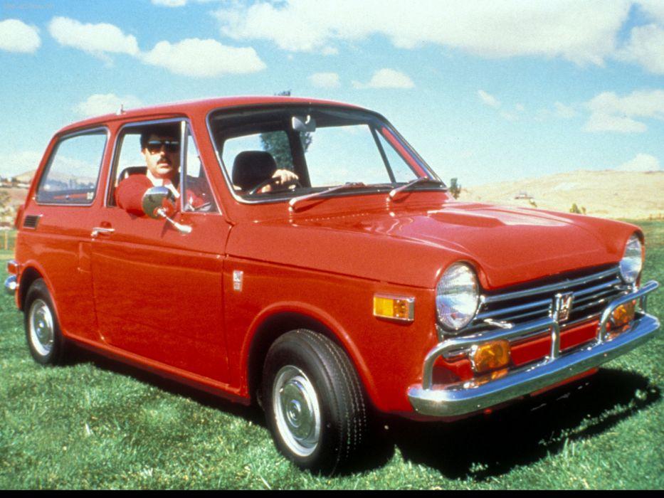 Honda N600 1967 wallpaper
