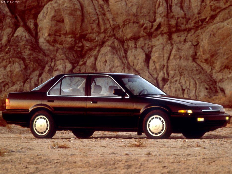 Honda Accord Sedan 1986 wallpaper