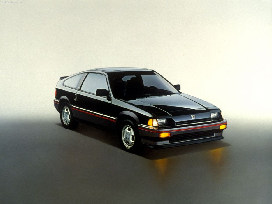 Honda Civic Si Hatchback 1989 wallpaper