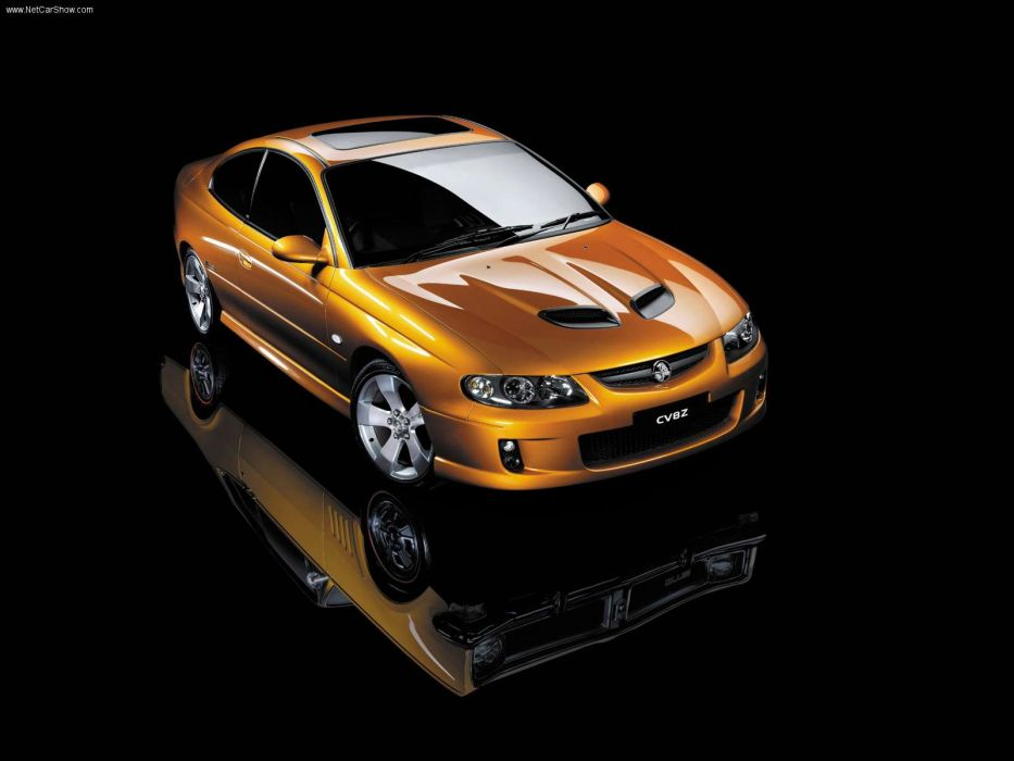 Holden Monaro CV8-Z 2005 wallpaper