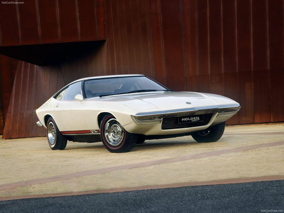 Holden Torana GTR-X Concept 1970 wallpaper