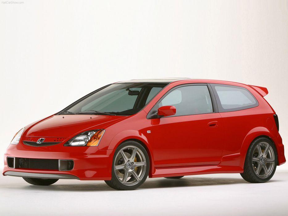 Honda Civic Si Concept 2003 wallpaper