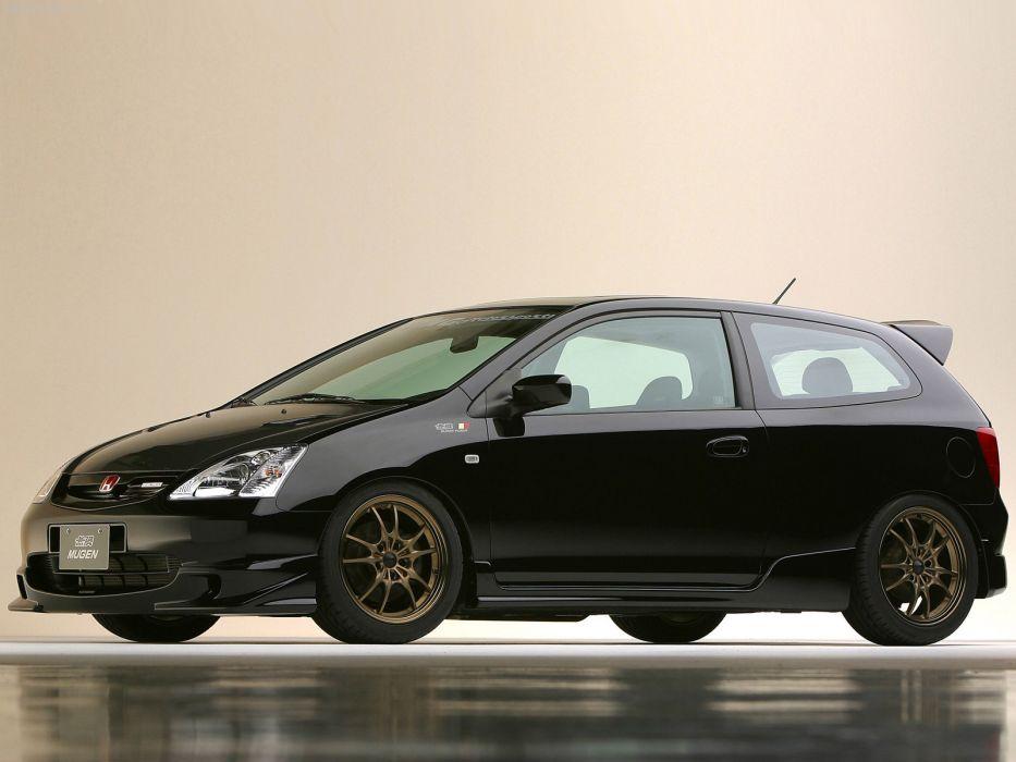 Honda Mugen Civic Si 2003 wallpaper