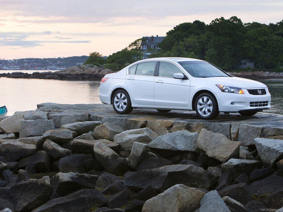 Honda Accord EX-L V6 Sedan 2008 wallpaper