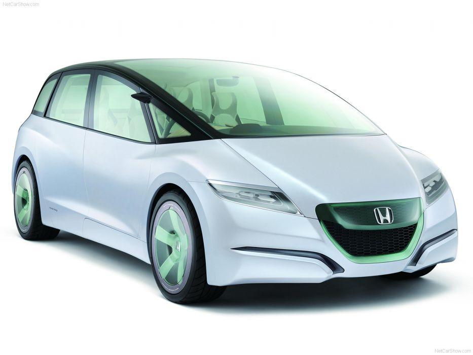 Honda Skydeck Concept 2009 wallpaper