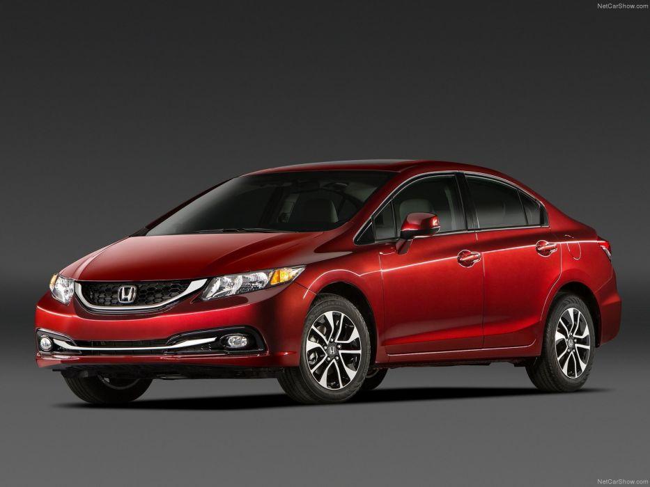 Honda Civic Sedan 2013 wallpaper