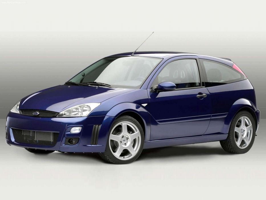 Ford Focus RS8 with Cammer Engine 2003 wallpaper