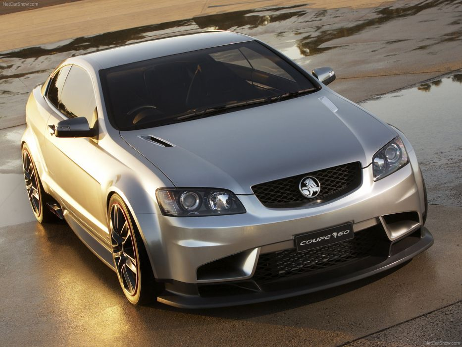 Holden Coupe 60 Concept 2008 wallpaper