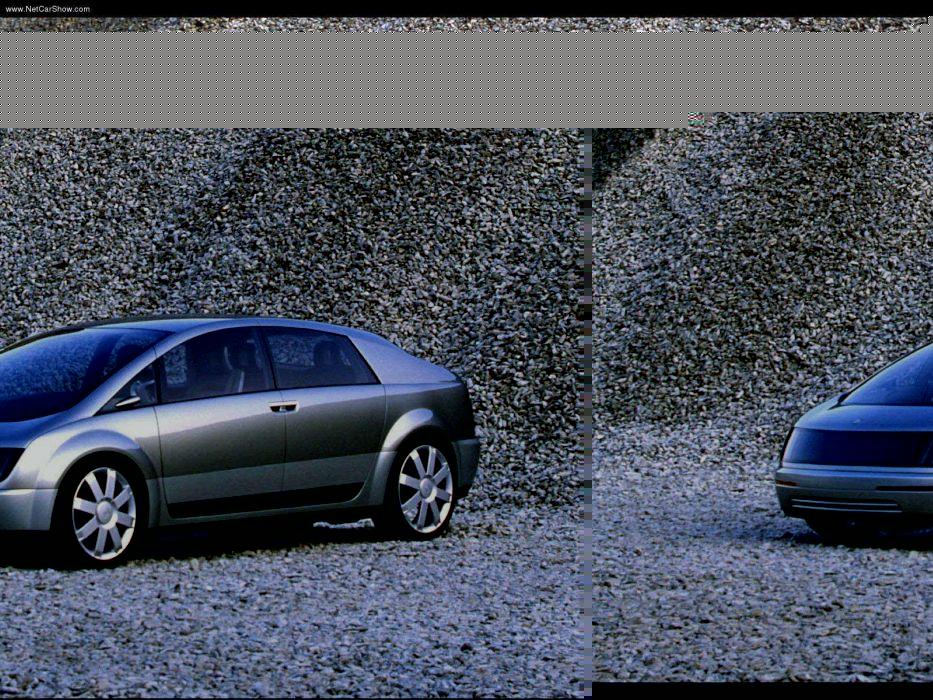 GM HyWire Concept 2002 wallpaper