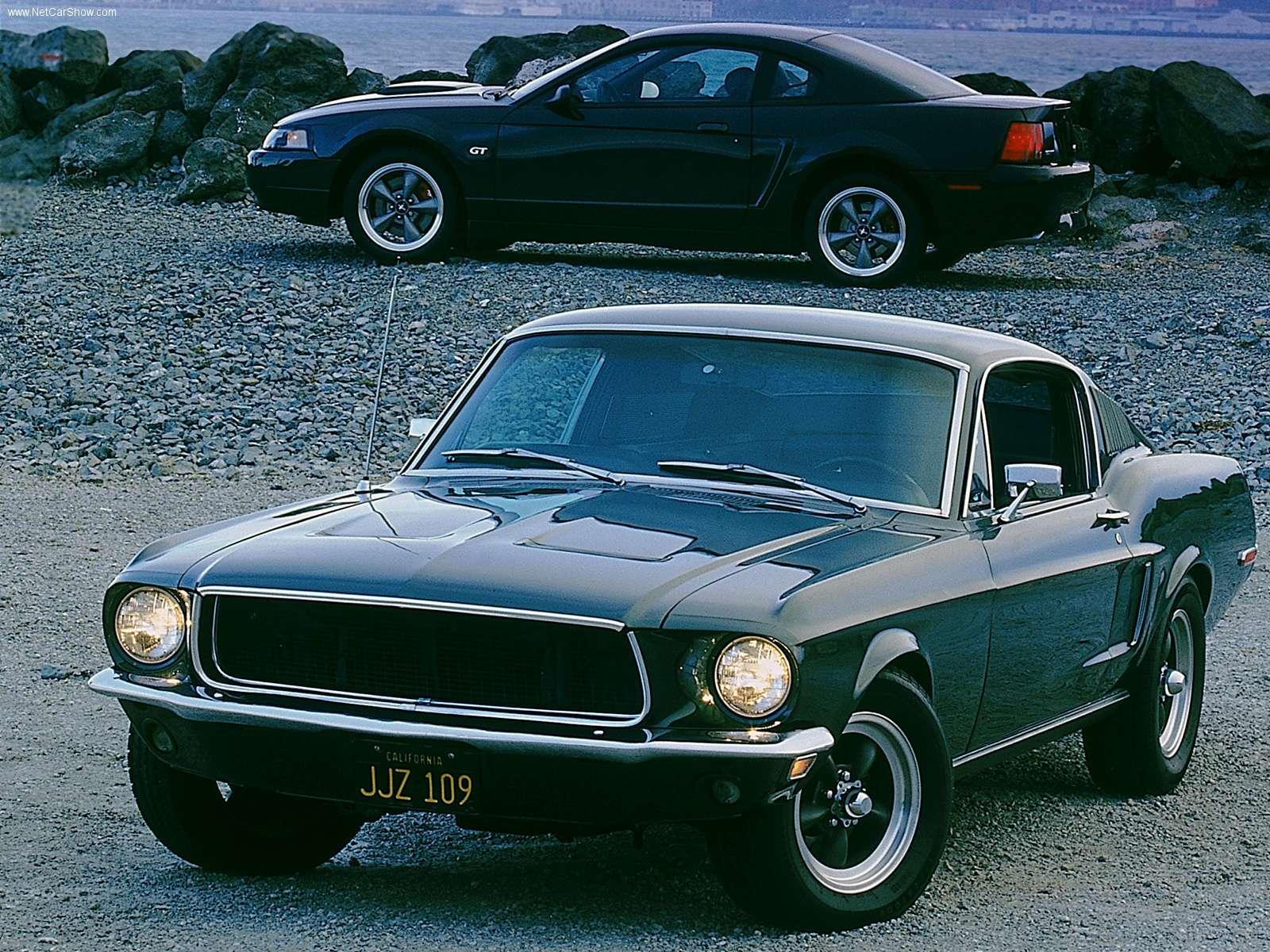 ford mustang bullitt fastback 1968 wallpaper 1600x1200 221983 wallpaperup. Black Bedroom Furniture Sets. Home Design Ideas