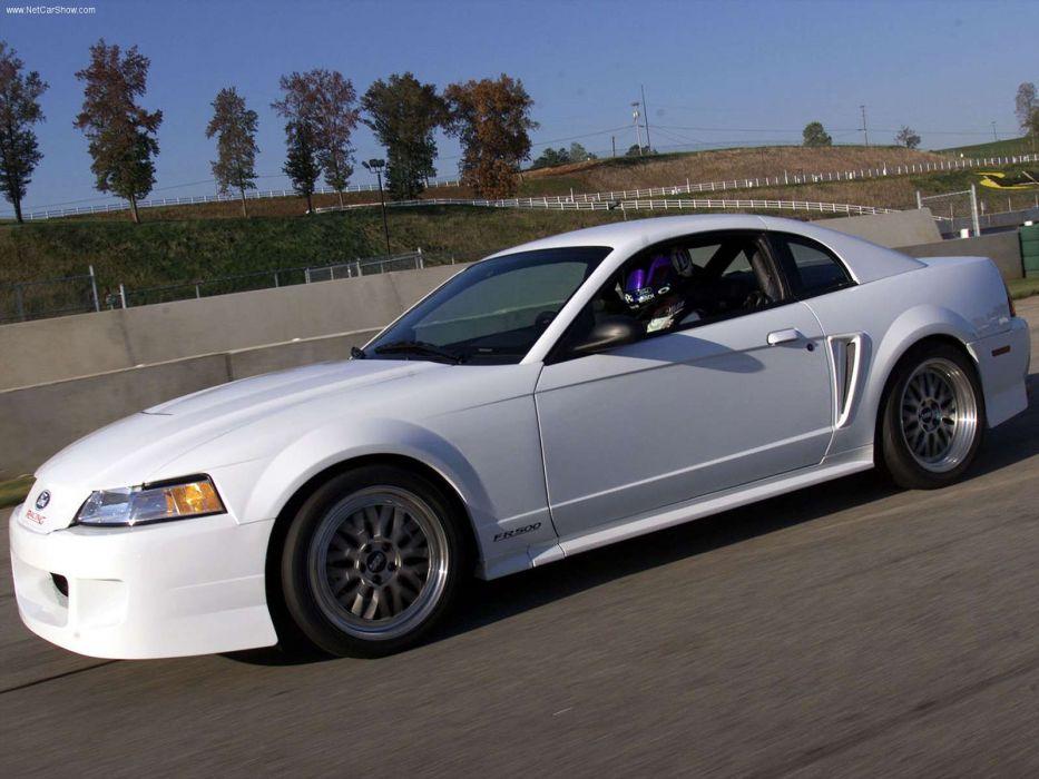 Ford Mustang FR500 2000 wallpaper