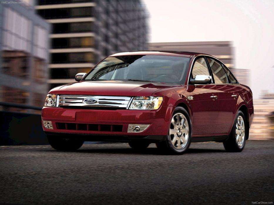 Ford Taurus 2008 wallpaper