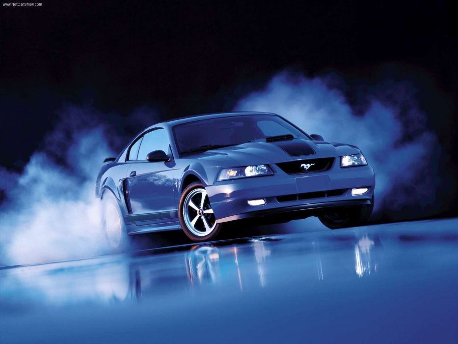 Ford Mustang Mach 1 2003 wallpaper