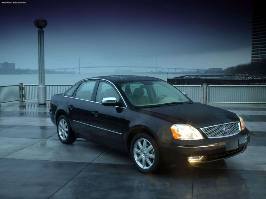 Ford Five Hundred Limited 2005 wallpaper