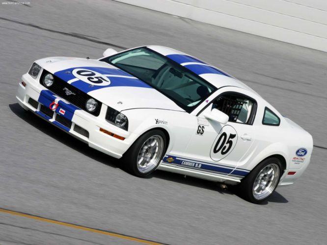 Ford Mustang FR500C 2005 wallpaper