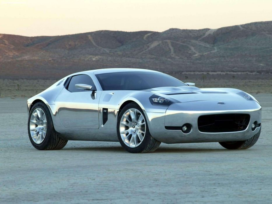 Ford Shelby GR1 Concept 2005 wallpaper