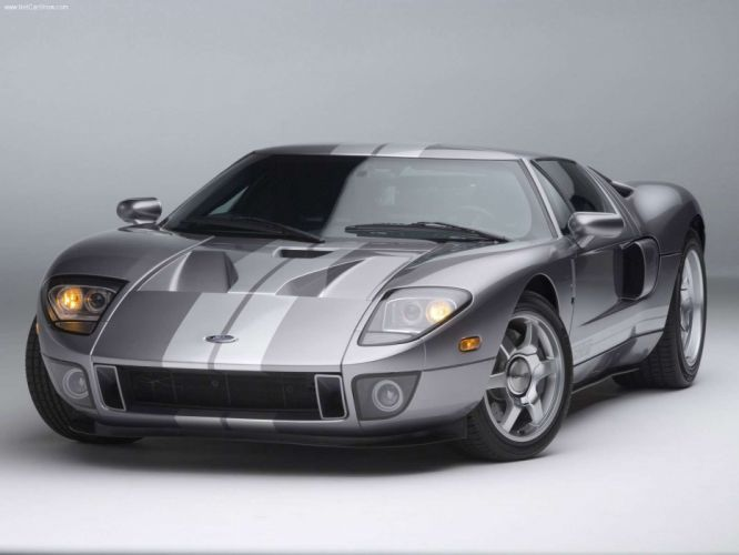 Ford GT 2006 wallpaper