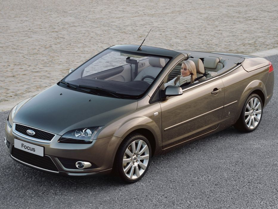 Ford Focus Coupe-Cabriolet 2006 wallpaper