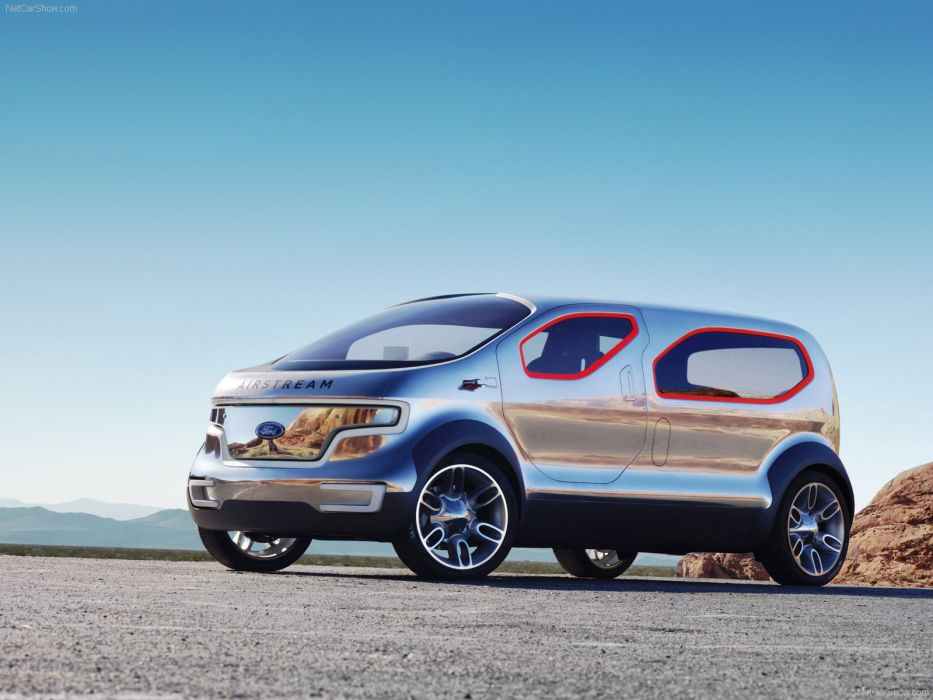 Ford Airstream Concept 2007 wallpaper