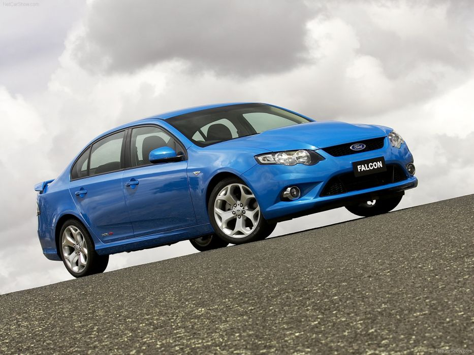 Ford FG Falcon XR8 2008 wallpaper