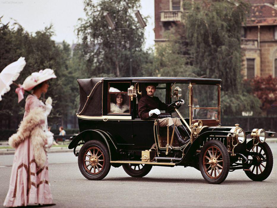 Fiat 18-24 HP 1907 wallpaper