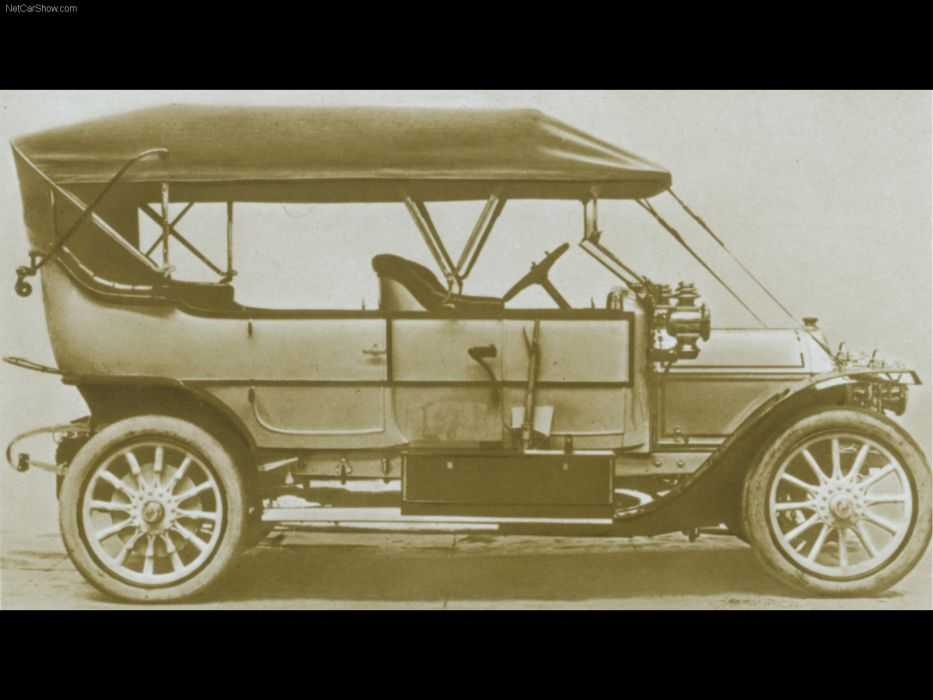 Fiat 20-30 HP 1908 wallpaper