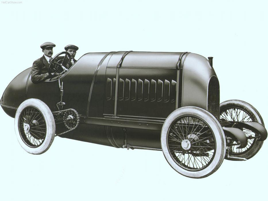 Fiat S_76 300 HP Record 1911 wallpaper