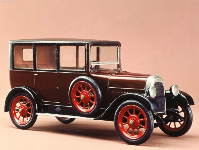 Fiat 501 Saloon 1919 wallpaper